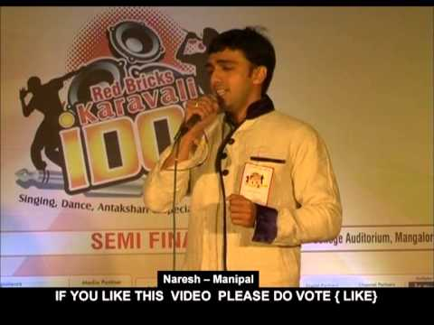 Naresh -- Manipal video