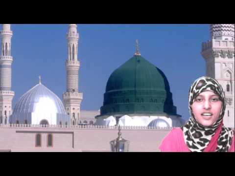 Ramadan Special 2014 Naat-e-sharif, Dar-e-nabi Par Pada Rahunga video
