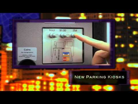 ✜ Update News Online ✜ CITY's NEW PARKING KIOSKS