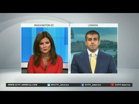 Analyst Mubaraz Ahmed on ISIL losing territory in Iraq and Syria