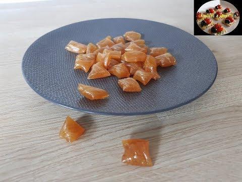 Bonbons au miel 100% fait maison - LA BOITE A RECETTES