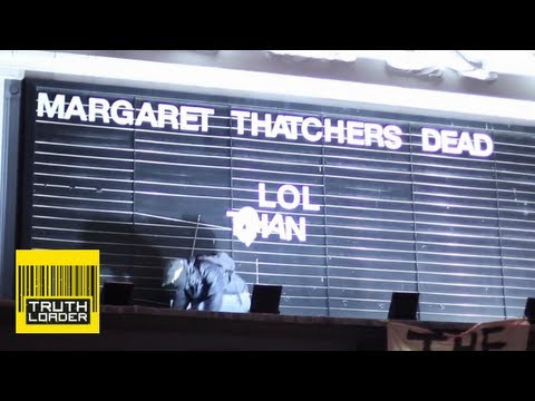 Margaret Thatcher &#8211; death parties for the &#8216;Iron Lady&#8217;  &#8211; Truthloader