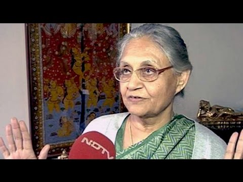 Delhi election result: Didn't think Congress will get zero seats - Sheila Dikshit to NDTV