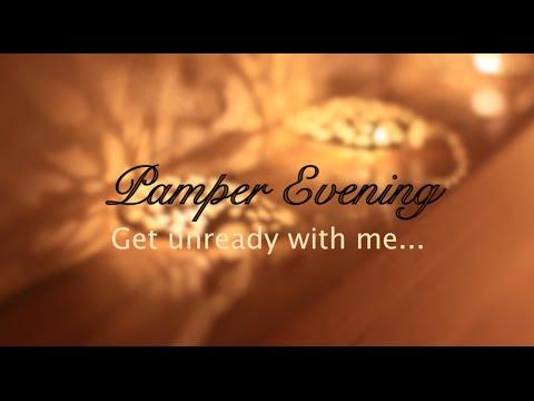 My Pamper Evening Essentials | TheMakeupChair