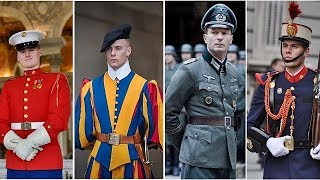 25 Hottest Military Uniforms Ever