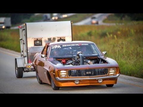 Fastest Street Cars Race In Texas