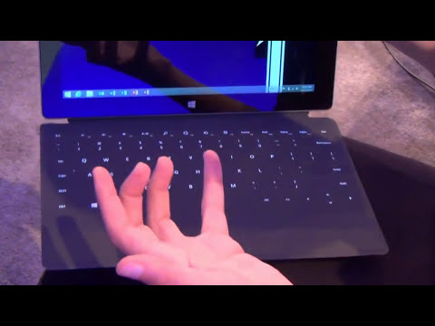 Microsoft Surface 2 hands-on | Engadget
