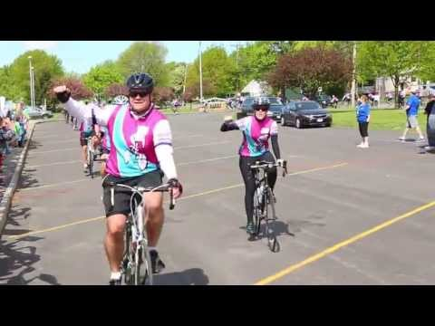 Ride for Missing Children, Rochester 2013, QUEST Elementary School