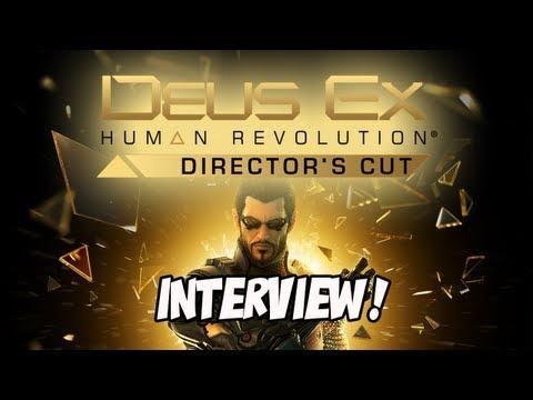 YOGSKIM Special! Deus Ex Human Revolution: Director's Cut Interview and Hands On!