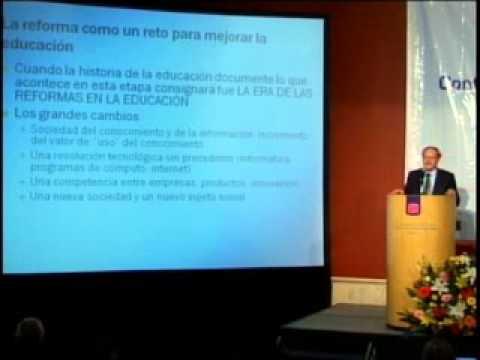 Conferencia Magistral Dr. Angel Diaz Barriga 1 6
