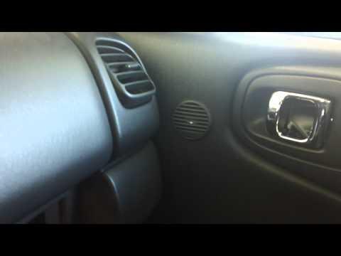 Dodge Durango Sound System Alpine IDA Media Receiver Mrx-V60 Amp Al & Eds Autosound #4 Los Angeles