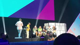 Vidcon 2019 Day 3 (Smosh's Try Not To Laugh Live with Smosh Fans Part 3) Feat. Keith Leak Jr.