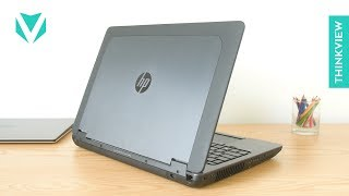 HP Zbook 15 G1: Tốt nhất dành cho sinh viên với 13 triệu | ThinkView