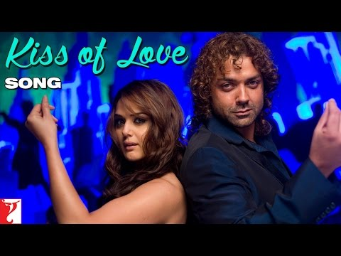 Kiss Of Love - Song - Jhoom Barabar Jhoom video