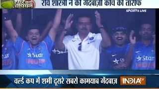 India vs Bangladesh: Team India Favourites to Win Quarter-Final in Cricket World Cup 2015 - India TV