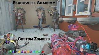 Cod Bo3 Coop Custom Zombies Blackwell Acadamy