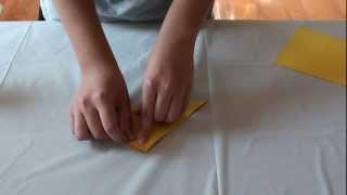 How To Make An Origami Paper Dog