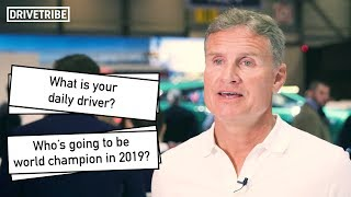 David Coulthard reveals who was better - Senna or Schumacher