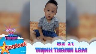Biệt tài tí hon online | MS 21: Trịnh Thành Lâm