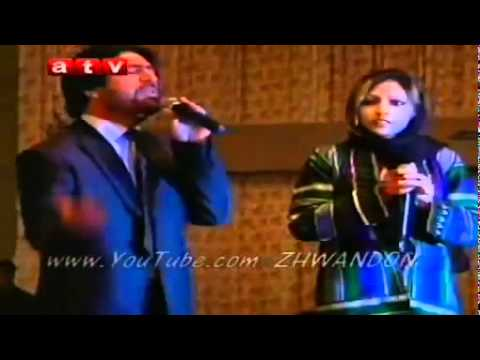 Afghan New Pashto Song-- Din Mohammad Ghamkhwar.flv video