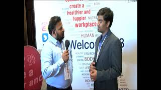 #NHRDN #Chennai #Welcon18 Mr. Vinayagam - Mahindra Finance (19/31)