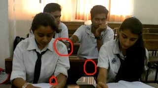School boys love life in India