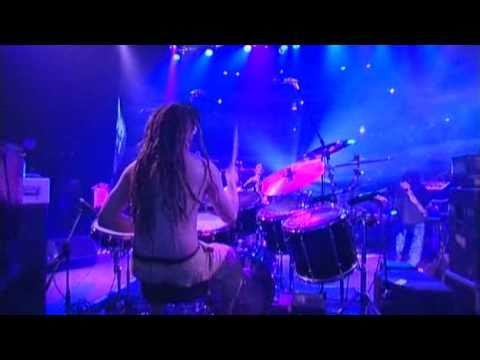 Ozric Tentacles Live at the Pongmasters Ball - Part 1