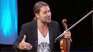 David Garrett interview at KVIE Public Television - Part 3 of 4