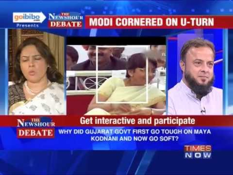 The Newshour Debate: How will Narendra Modi balance the 2002 riots issue? (Part 1 of 3)