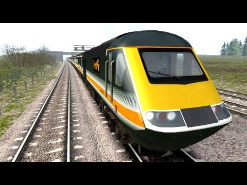 LET´S PLAY Train Simulator 2012 Folge 2 Oxford - Paddington von Rob spielt