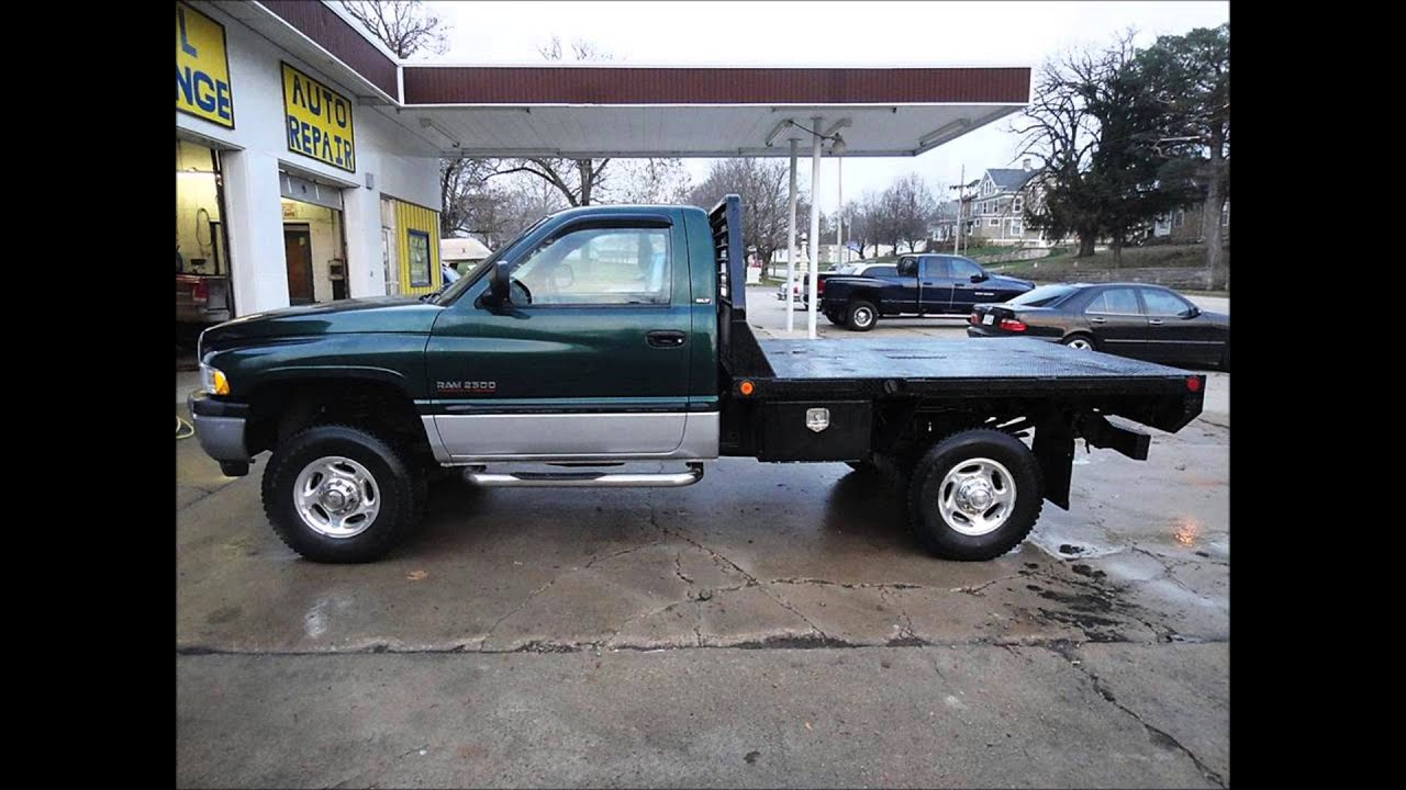 Dodge ram 2500 cummins laramie slt turbo diesel 4x4 for sale youtube