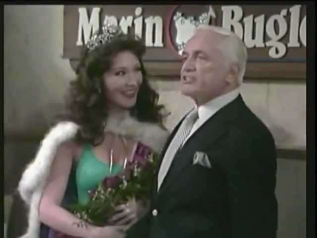 Patricia Ayame Thomson's appearance on The Ted Knight Show as Miss Marin Bugler