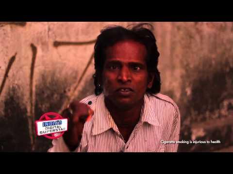 Funny Smoking Man on India's Digital Superstar