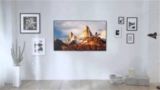 Sony BRAVIA X900C Series TV-World's Thinnest 4K TV