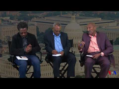 VOA With Dr Bezabeh Demisse And Yeshiwas Assefa