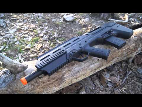 APS UAR (Black) Airsoft Gun Review