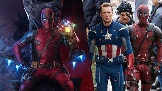 Avengers 4 - Deadpool In Avengers 4 Movie?! Set Photos Debunked (Deadpool Vs Thanos)