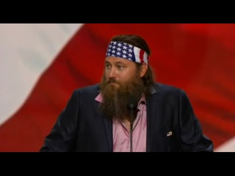 FULL SPEECH: Willie Robertson of Duck Dynasty at Republican National Convention