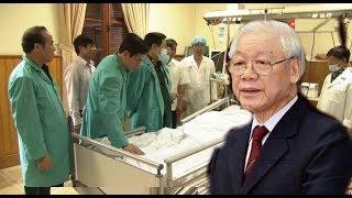 Cập Nhật Về Thông Tin Sức Khỏe của TBT-CTN Nguyễn Phú Trọng