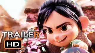 WRECK-IT RALPH 2 Official Trailer 3 (2018) Ralph Breaks the Internet Disney Animated Movie HD