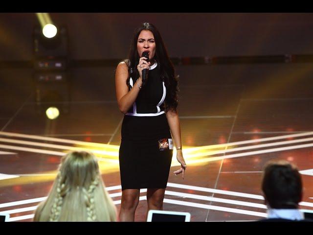 Calvin Harris & Disciples - How Deep Is Your Love. Vezi aici cum cântă Letiţia Andreea, la X Factor!