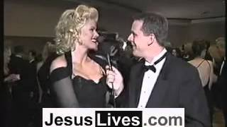 Anna Nicole Smith - Jesus Christ is my Lord and Savior! HD 2013