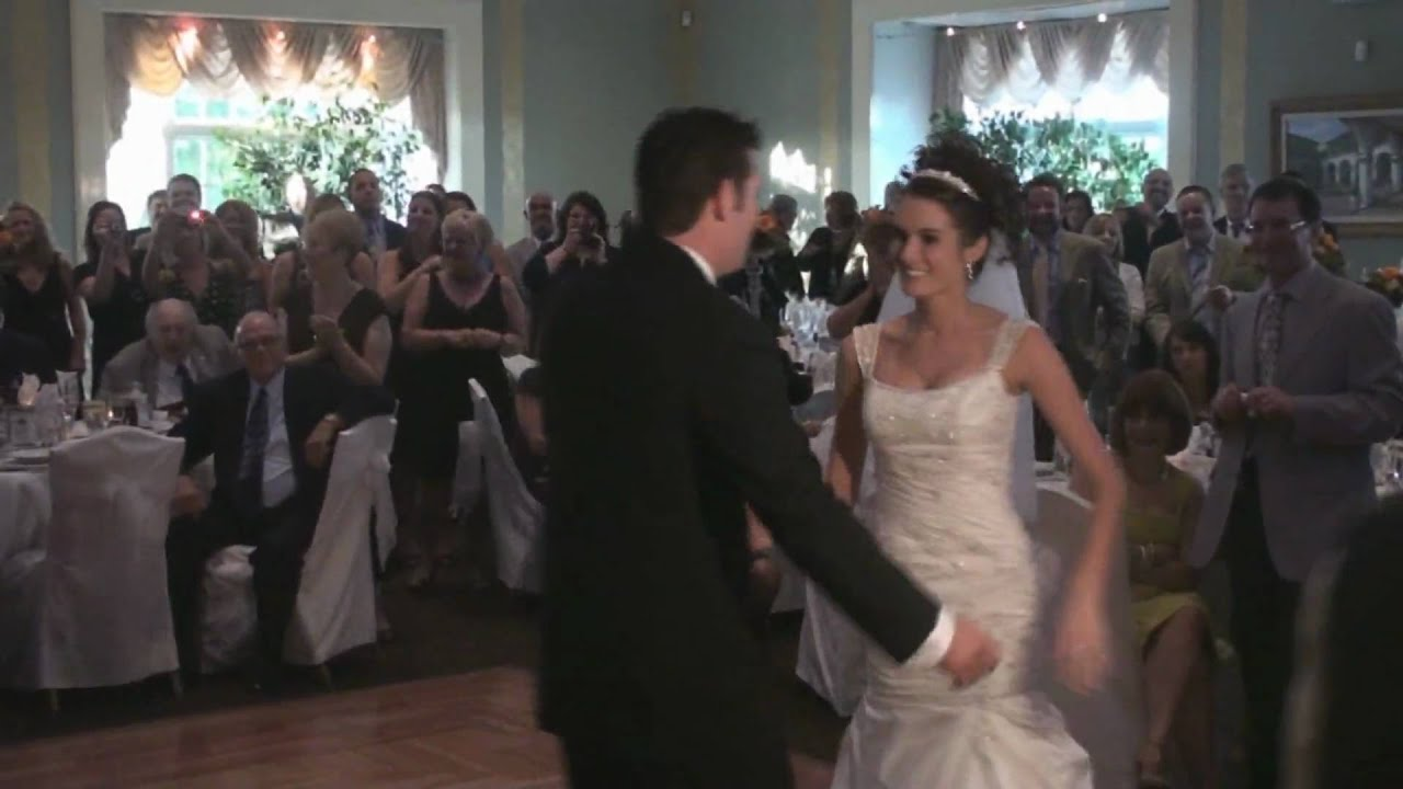 Michael Buble Wedding Dance Christie Amp Tom Wmv Youtube
