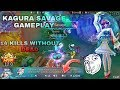Mobile Legends : KAGURA SAVAGE / PENTAKILL | KAGURA BUILDS