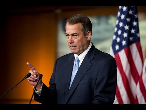 Boehner Brushes Aside Notion He Is 'Blocking' Immigration Overhaul