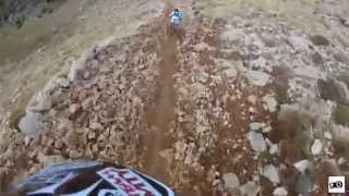 Olympos Tahtalı Downhill Enduro 2014 ACTION CAM -2-