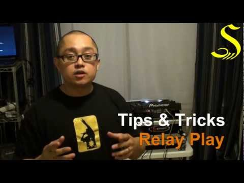 Tips & Tricks:  Pioneer CDJ-2000 Relay Play Feature