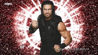 "2015: Roman Reigns 3rd and New WWE Theme Song ""The Truth Reigns"""