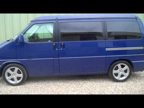 vw t4 pop top motorhomes and campers at -NOW SOLD!!!