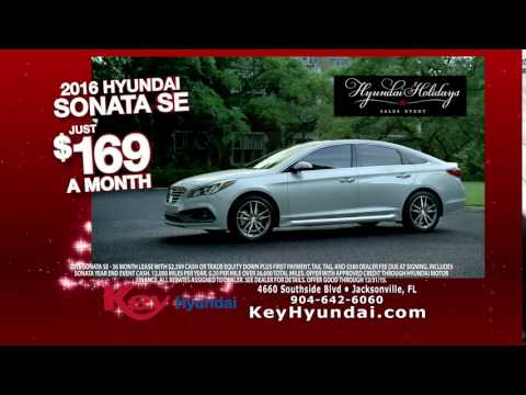 Year End Sales Event :15 | Key Hyundai | Jacksonville, FL